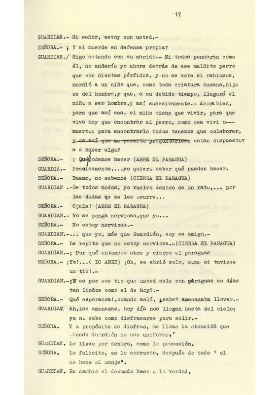Soñar con Ceci trae cola [C5] | Shelfnum : CDM-AA2-27-C5 | Page : 24 | Content : facsimile