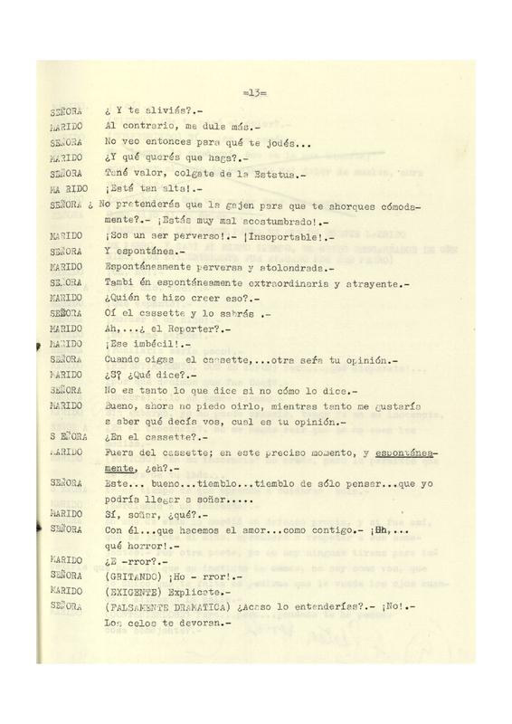 Soñar con Ceci trae cola [C5] | Shelfnum : CDM-AA2-27-C5 | Page : 19 | Content : facsimile