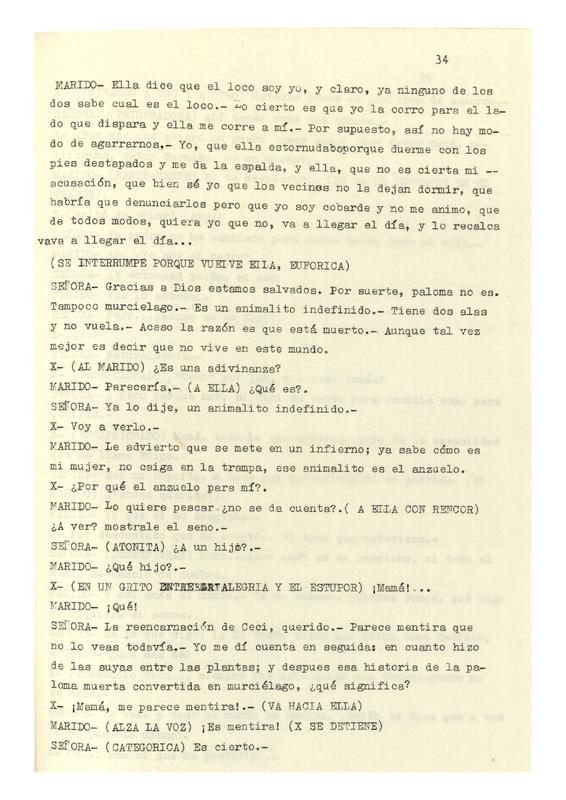 Soñar con Ceci trae cola [C5] | Shelfnum : CDM-AA2-27-C5 | Page : 45 | Content : facsimile