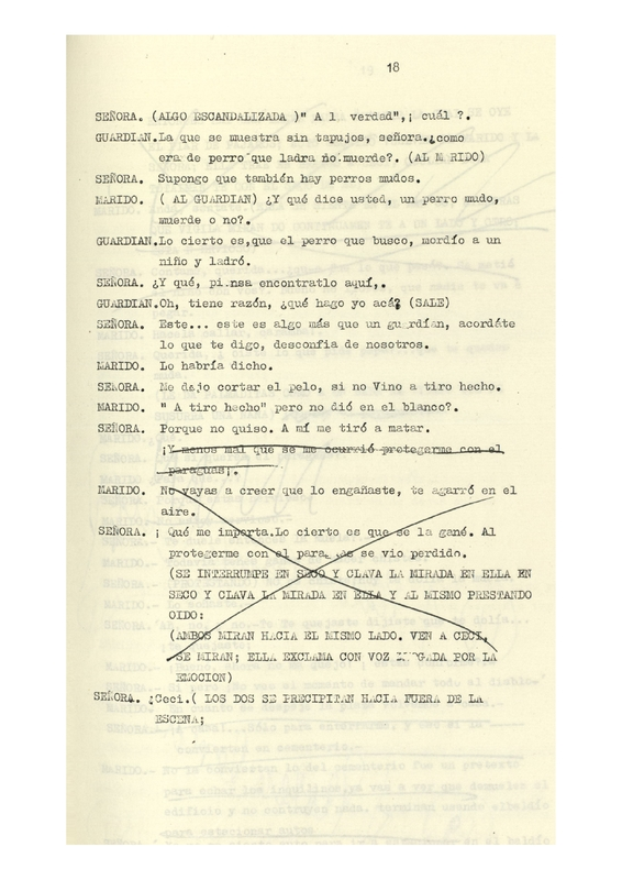 Soñar con Ceci trae cola [C5] | Shelfnum : CDM-AA2-27-C5 | Page : 25 | Content : facsimile