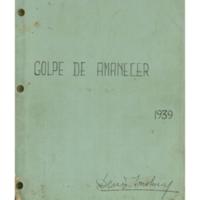 Golpe de amanecer [C1]   Shelfnum : CDM-AA1-03-C1