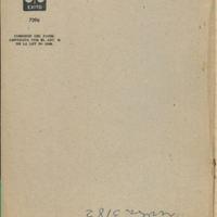 [Carnet n° 01] | Shelfnum : CDM-AG-01 | Page : 1 | Content : facsimile