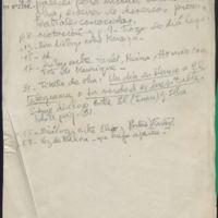 [Carnet n° 15] | Shelfnum : CDM-AG-15 | Page : 1 | Content : facsimile